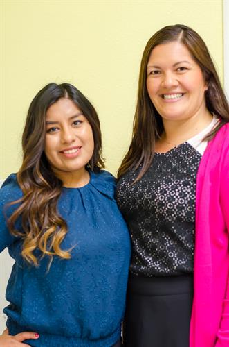 Giselle & Mayra: Administrative Assistant and Assistant Director