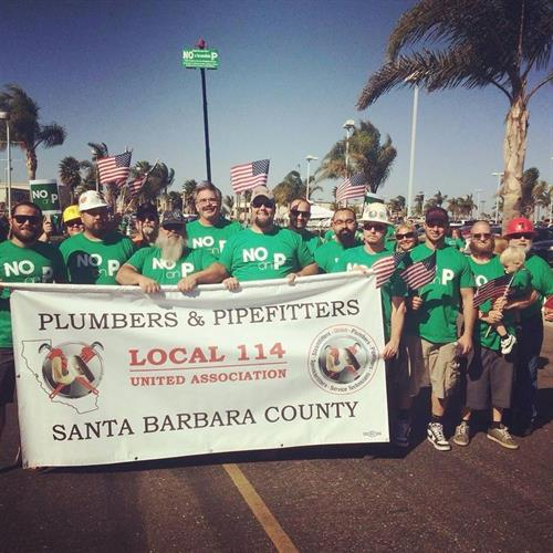 2014 Supporting the community and local jobs