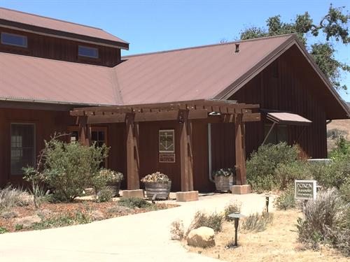 The FOXEN Winery and Tasting Room at 7600 Foxen Canyon Road