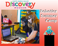 LEGO Robotics Summer Camp!