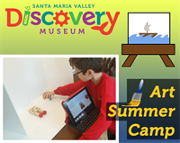 Discovery Animators! Stop-Action Summer Camp