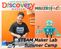 STEAM Maker Lab Summer Camp