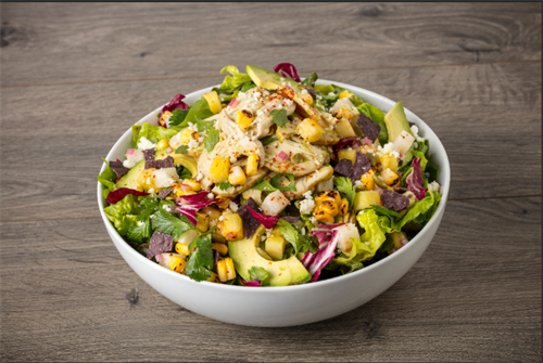 Golden West Salad