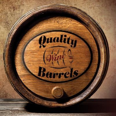 Quality Wine Barrels