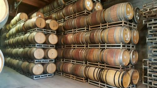 Refillable Wine Barrels