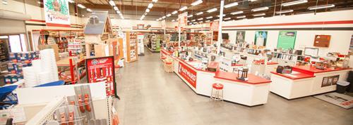 Hayward Lumber Retail Store