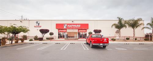 Hayward Lumber - Santa Maria Branch
