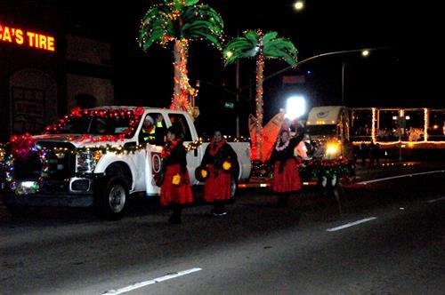 Christmas Float 2015
