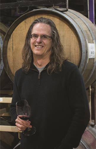 Wes Hagen - J. Wilkes, Winemaker