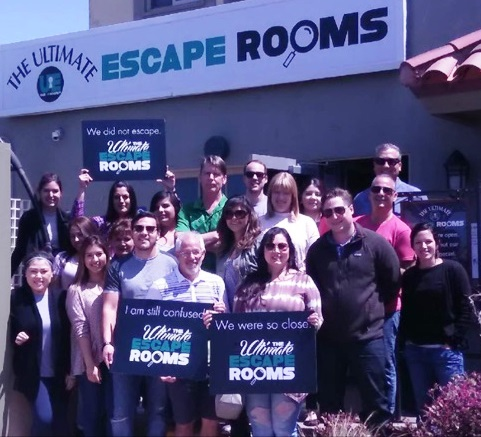 Our whole crew from all four of our offices in Santa Maria, Santa Barbara, Oxnard, and Bakersfield