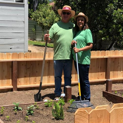 Meet Jerry & Alejandra Mahoney, owners of Blosser Urban Garden!