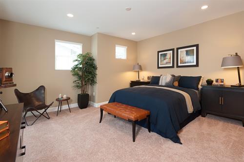Plan 6 - Master Bedroom