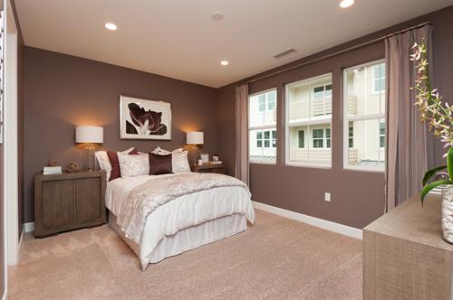 Plan 7 - Master Bedroom