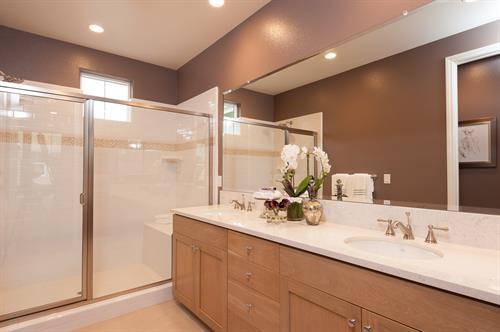 Plan 7 - Master Bathroom