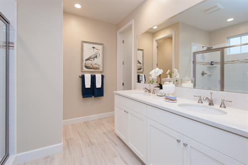 Plan 8 - Master Bathroom