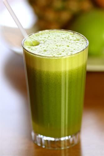 Our Signature Green Goodness Juice