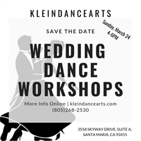 Wedding Dance Workshop