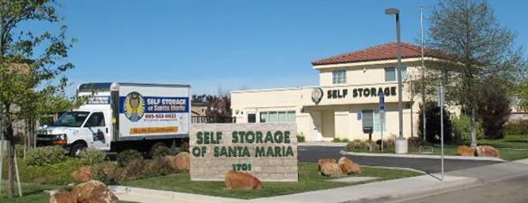 Self Storage of Santa Maria