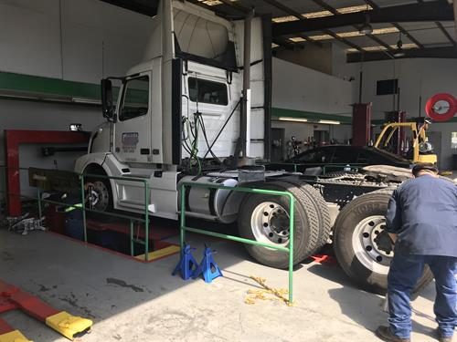 We offer aligments from cars to trucks to commercial vehicles.