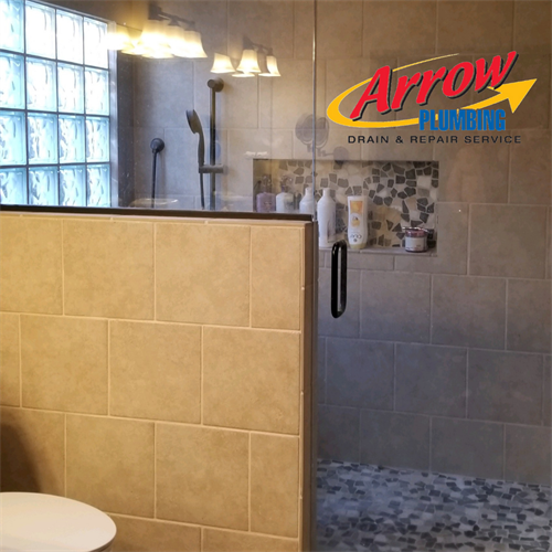 Shower remodel. Call for a free estimate!