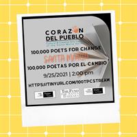 100 Mil Poetas Por El Cambio / 100 Thousand Poets for Change: Santa Maria