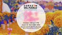 October Café y Cultura: Building Altars and Celebrating the End of Latinx Heratige Month/Octubre Café y Cultura: Construyendo altares y celebrando el fin del mes de Latinx Heratige