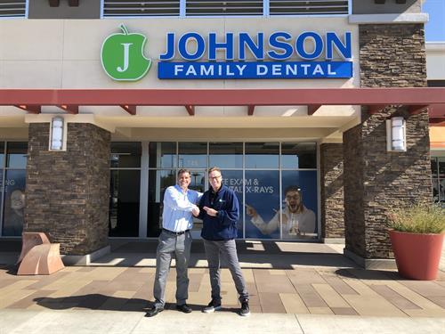 Dr. Steve and Dr. Kivel Johnson Family Dental Santa Maria