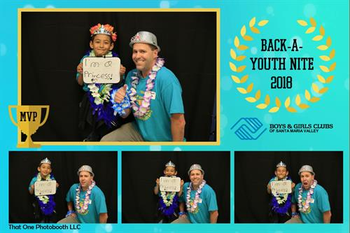 Back a Youth Night 2018 with the Boys & Girls Club