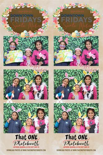 Easter 2019 at Downtown Fridays in Santa Maria