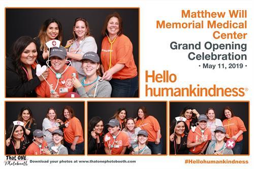 Matthew Will Memorial Center Grand Opening 2019 - Dignity Health