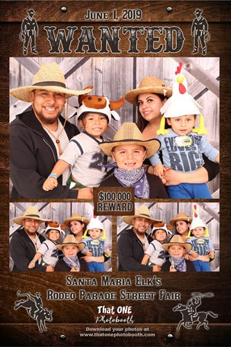 Santa Maria Elks Rodeo Parade 2019