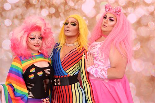 Santa Maria Pride Festival 2019 with Helping Humanity