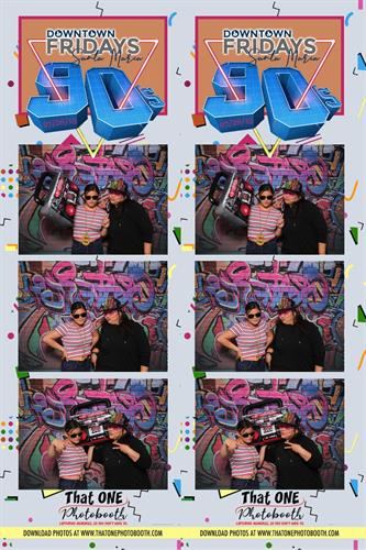 90's Theme 2019 at Downtown Fridays in Santa Maria