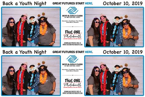 Back a Youth Night 2019 with the Boys & Girls Club