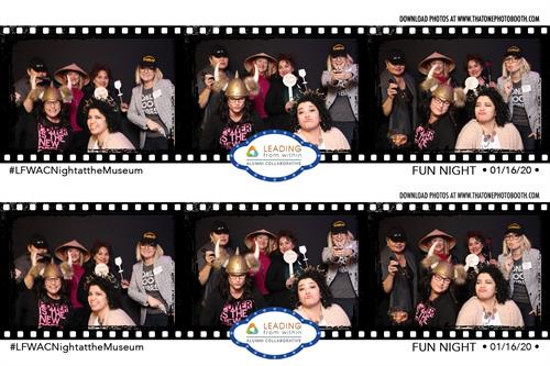 Night at the Museum at Discover Museum SMV via Leading From Within Alumni Collaborative