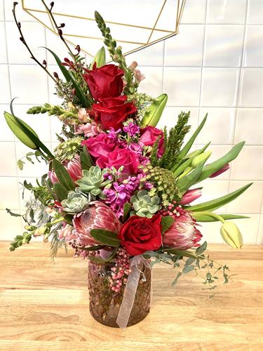Sweetheart Floral