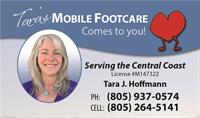 Tara's MOBILE FOOTCARE