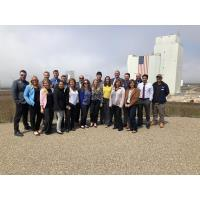 Leadership is Green for Launch: LSMV Class Tours Vandenberg during Topic Day