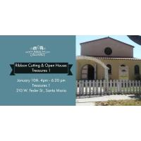 Ribbon Cutting & Open House: Treasures 1