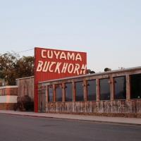 Cuyama Buckhorn: Ain't No Valley Low Enough…