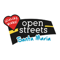 Santa Maria Open Streets, Calles Vivas Inaugural Event on March 31st