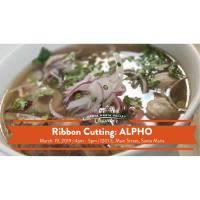 Newly Renovated ALPHO Celebrates with Ribbon Cutting
