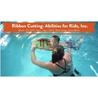 Join us for a ribbon cutting at Abilities For Kids, Inc.!