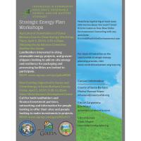 New Funding Opportunity Zones and Clean Energy in Santa Barbara County Workshop