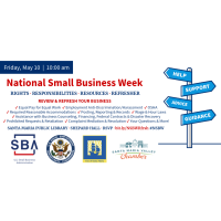 Renew & Refresh Your Business at National Small Business Week Event