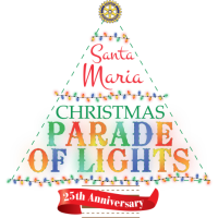 Christmas Parade of Lights: Santa Maria Holiday Tradition Celebrates 25 Years