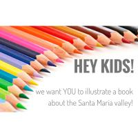 Local Youth Needed to Illustrate Leadership Santa Maria Valley's Children's Book!