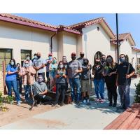 Armando's Autobody Partners with Delta High School on Community Garden