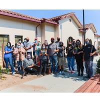Armando's Autobody Partners with Delta High School on Community Garden