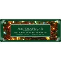 Festival of Lights and Jingle Mingle Holiday Market at the Fairpark!